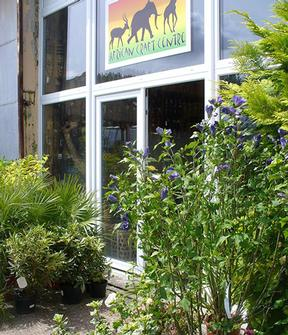 Gardening World Limited - Garden Centre Kent, Newington and Sittingbourne. African Craft Centre.